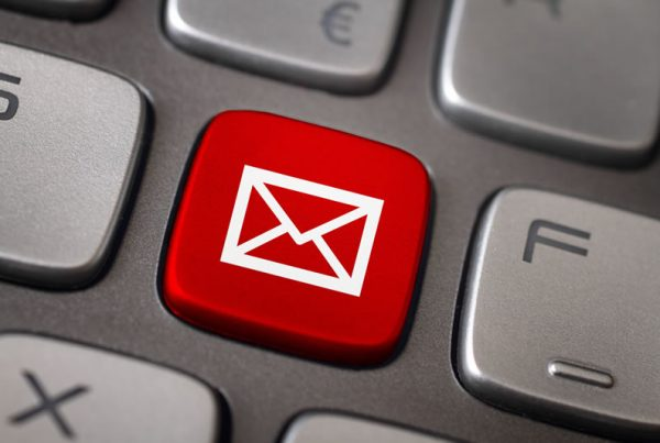Financial email marketing