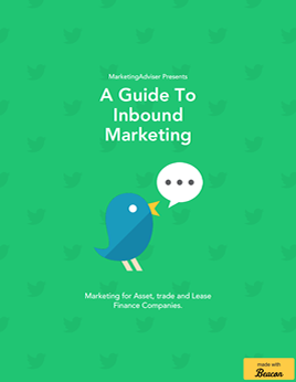 A guide to financial marketing for asset and lease finance companies