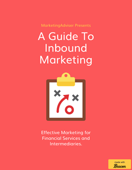 Financial marketing: How financial services can use inbound marketing to generate more clients