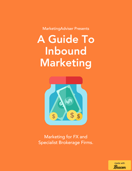 Financial marketing for FX brokers: an ebook guide