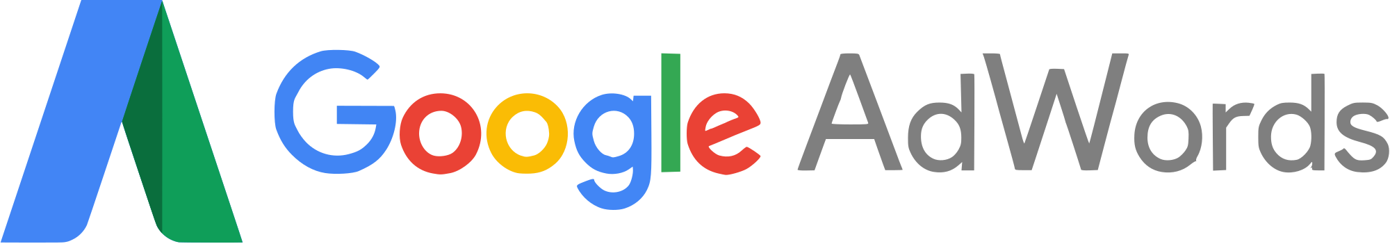 google adwords logo, for financial marketing blog