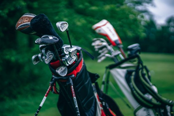 Case study of golf as a partnership in financial content marketing