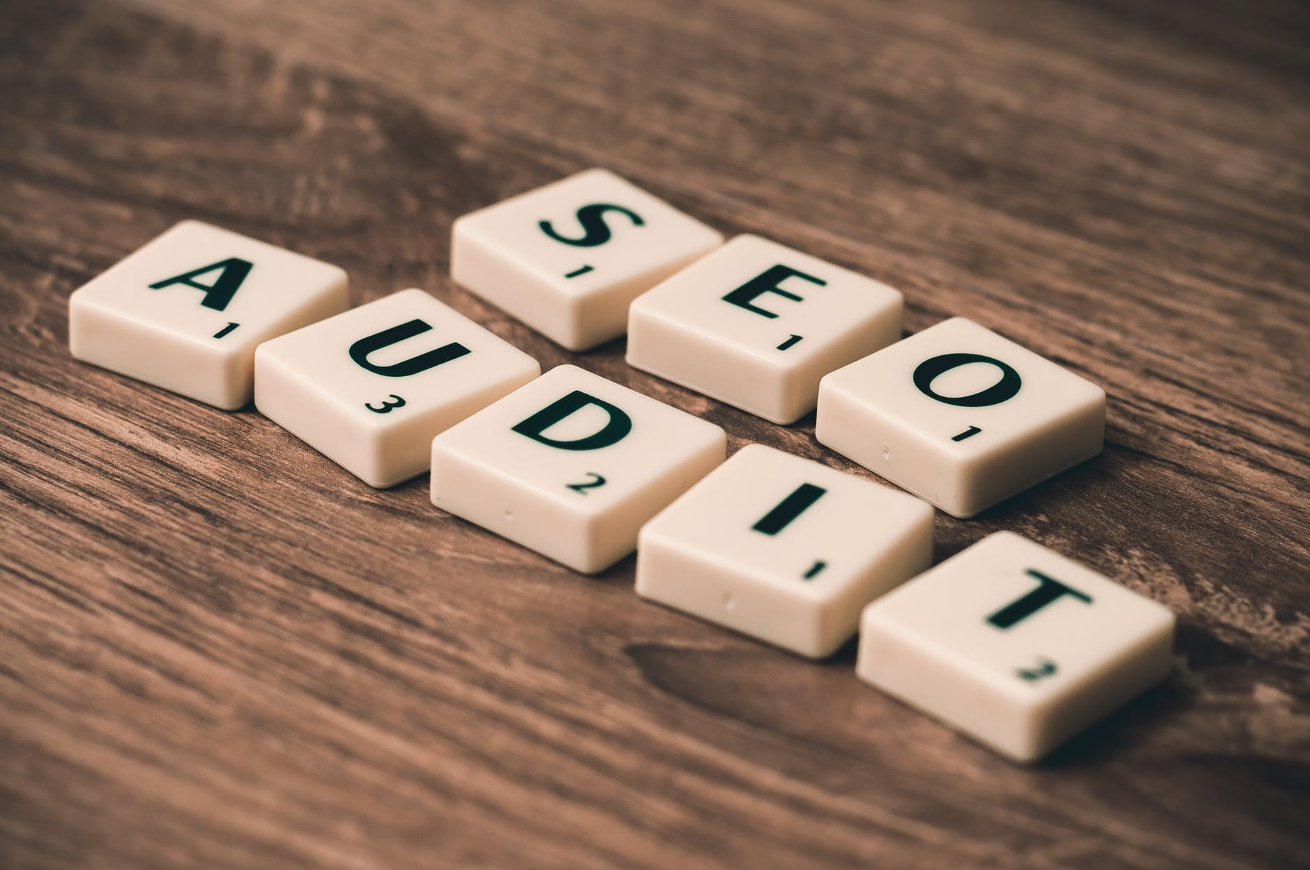 SEo audit for financial marketing