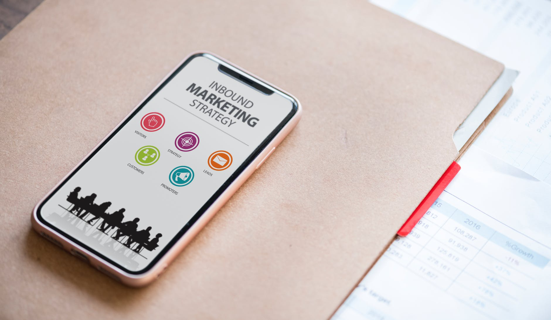 Optimising For Mobile: 5 Killer Financial Marketing Tips
