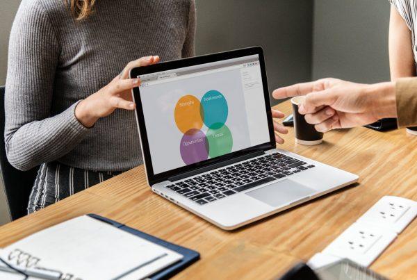 SWOT analysis for financial adviser SEO
