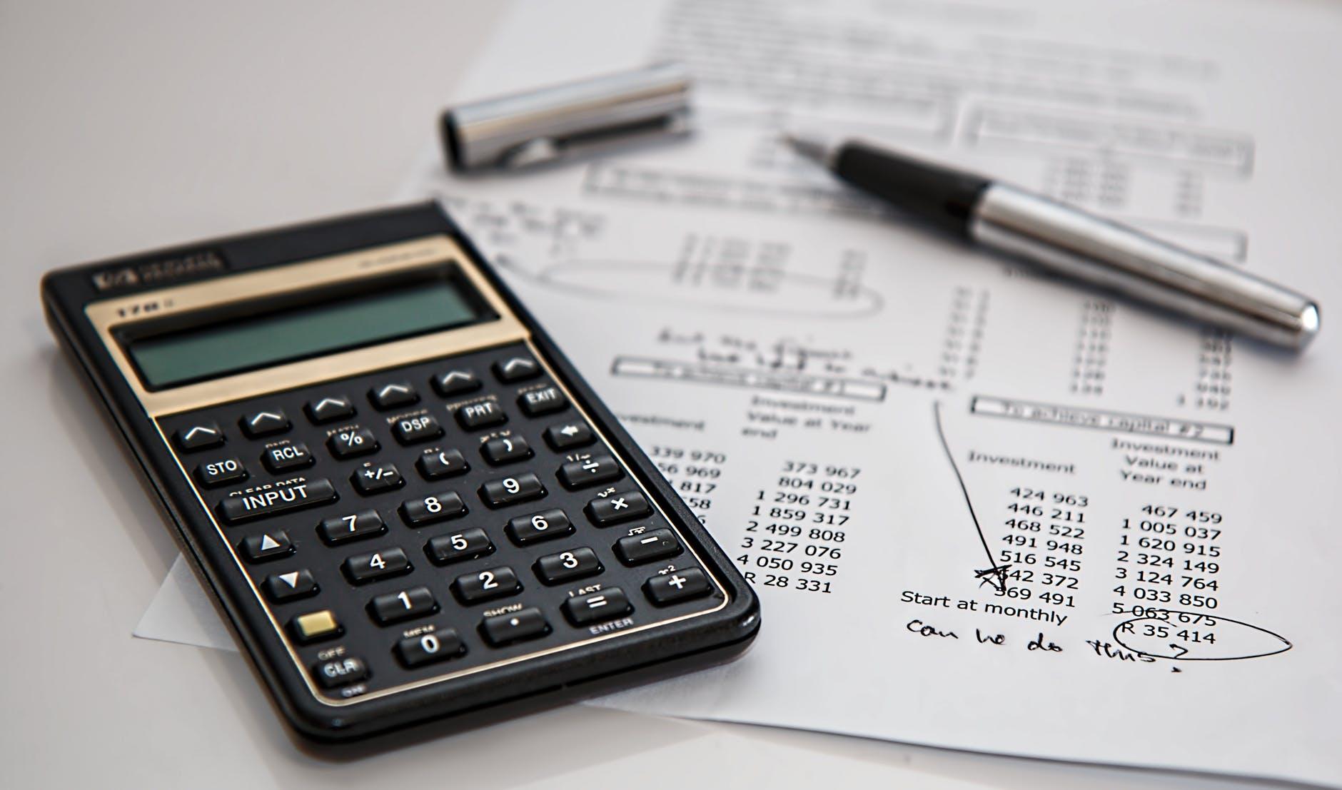 Financial marketing budget example spreadsheet